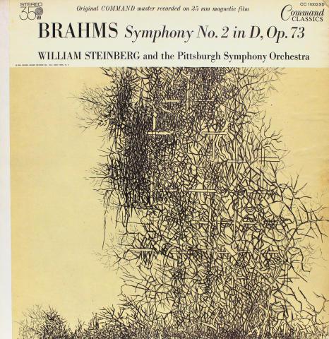 """Symphony No. 2 In D, Op. 73 Vinyl 12"""""""