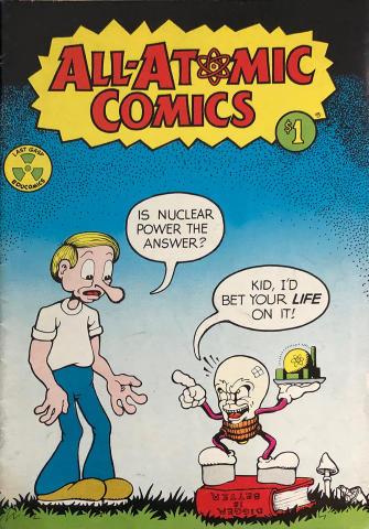 Educomics: All-Atomic Comics