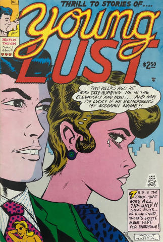 Last Gasp: Young Lust #1