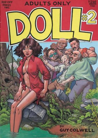 Rip Off Press: Doll #2