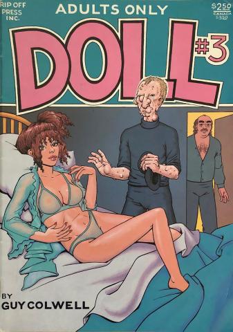 Rip Off Press: Doll #3