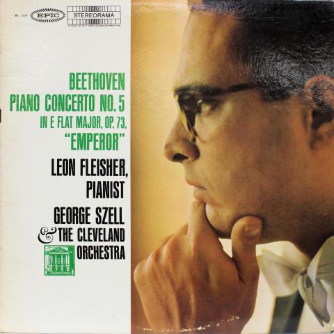 """Piano Concerto No. 5 """"Emperor"""" Vinyl 12"""""""