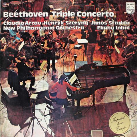"Triple Concerto Vinyl 12"""