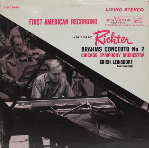"""Concerto No. 2 Vinyl 12"""""""