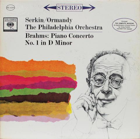 """Piano Concerto No.1 In D Minor Vinyl 12"""""""