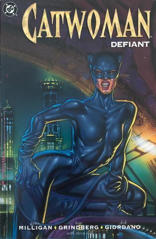 DC Comics: Catwoman Defiant
