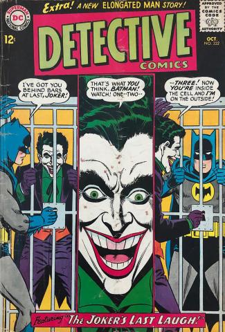 DC Comics: Detective Comics #332