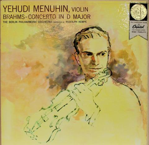 "Violin Concerto In D Major Vinyl 12"""