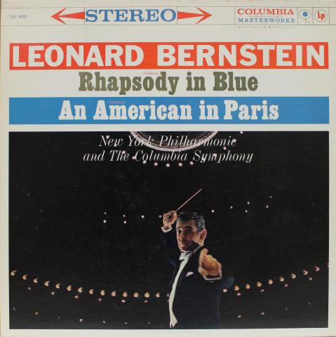 """Rhapsody In Blue / An American In Paris Vinyl 12"""""""