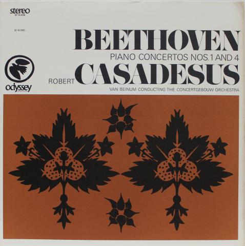 """Piano Concertos Nos. 1 And 4 Vinyl 12"""""""