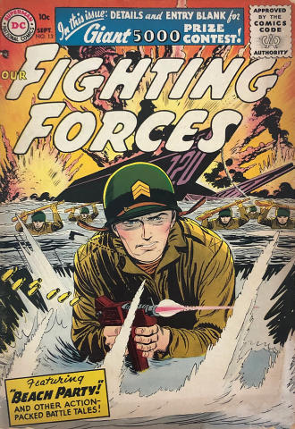 DC Comics: Our Fighting Forces #13