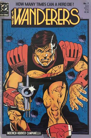 DC Comics: The Wanderers #7