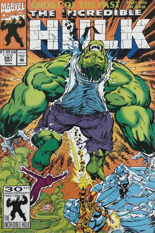 Marvel Comics: The Incredible Hulk #397