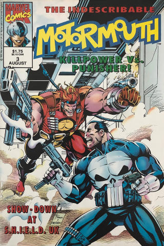 Marvel Comics: The Indescribable Motormouth #3