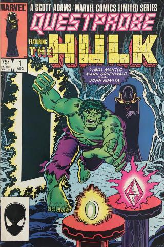 Marvel Comics: Questprobe #1