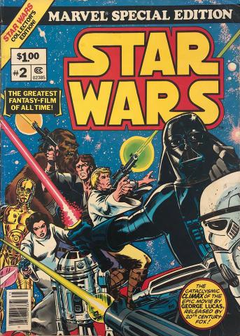 Marvel Comics: Star Wars #2 - Marvel Special Edition