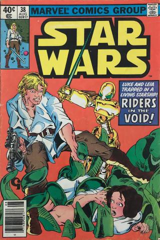 Marvel Comics: Star Wars #38