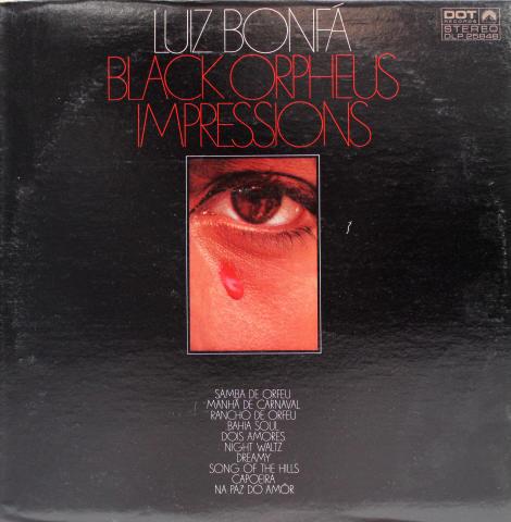 """Black Orpheus Impressions Vinyl 12"""""""