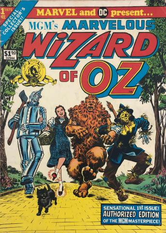 Marvel Comics: The Marvelous Wizard of Oz