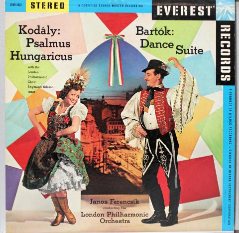 """Psalmus Hungaricus / Dance Suite Vinyl 12"""""""