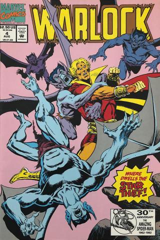 Marvel Comics: Warlock #4