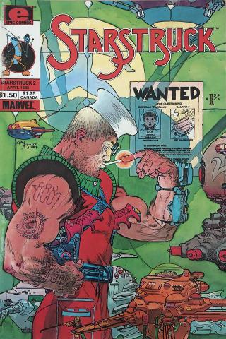 Epic Comics: Starstruck #2