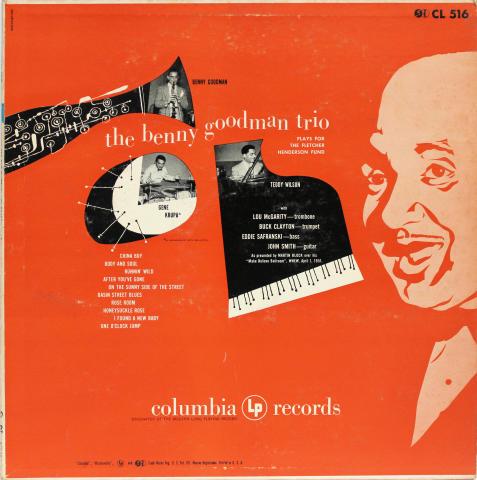 "Plays For The Fletcher Henderson Fund Vinyl 12"""