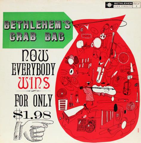 "Bethlehem's Grab Bag Vinyl 12"""