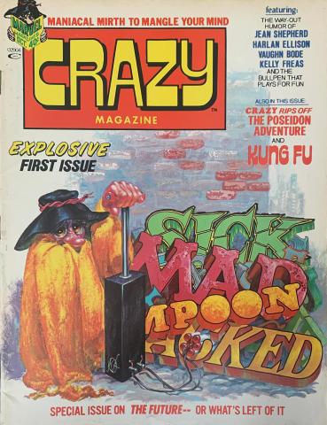 Crazy Magazine