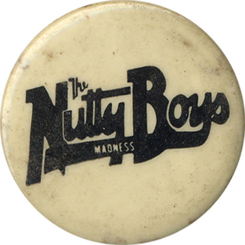 The Nutty Boys Pin
