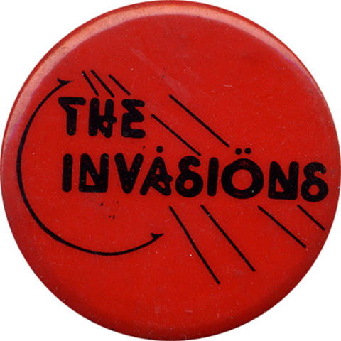 The Invasions Pin