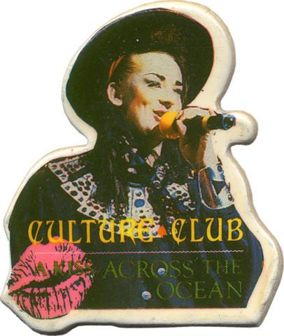 Culture Club Pin