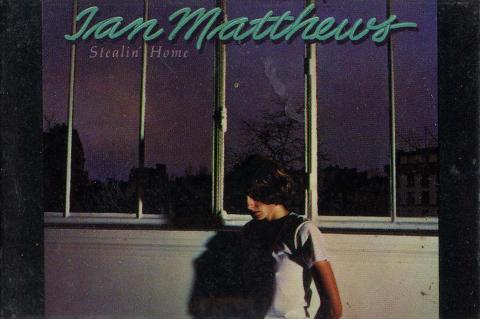 Ian Matthews Pin