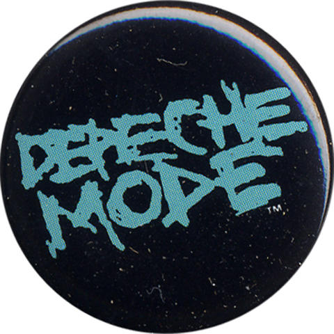 Depeche Mode Pin