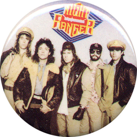 Night Ranger Pin
