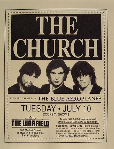 The Church Handbill