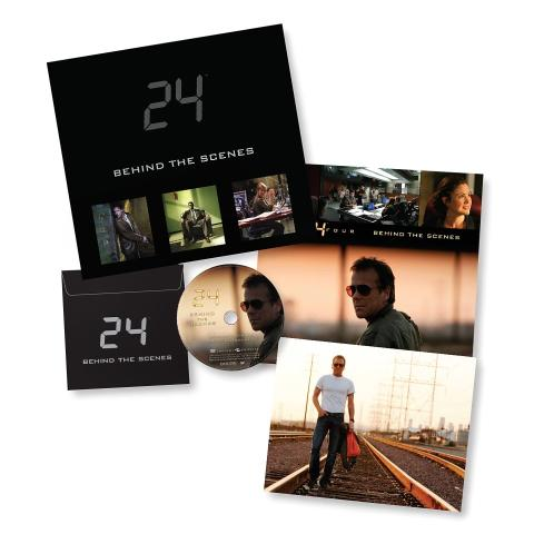 24 Behind the Scenes