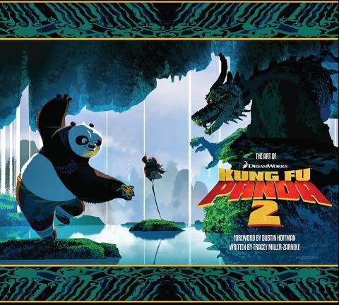 The Art of Kung Fu Panda II