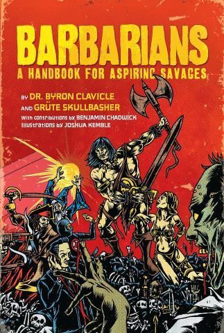 Barbarians - A Handbook for Aspiring Savages
