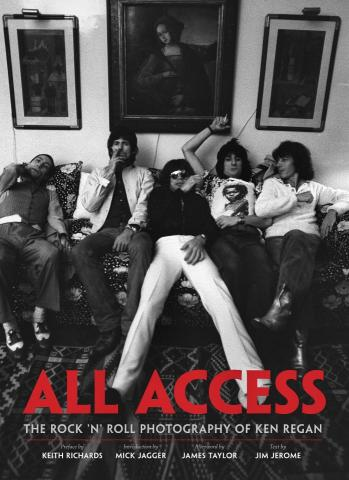 All Access - The Rock 'N' Roll Photography of Ken Regan