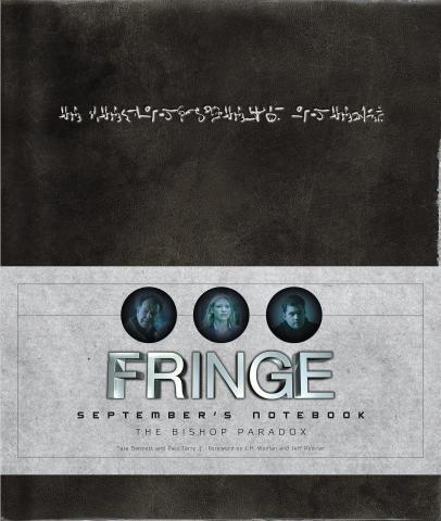 Fringe - September's Notebook