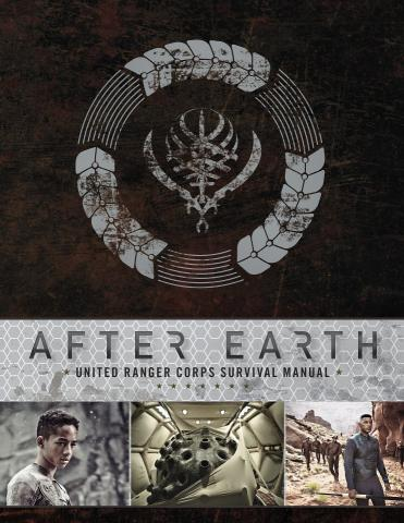 After Earth - United Ranger Corps Survival Manual