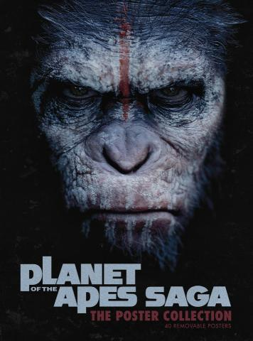 Planet of the Apes Saga: The Poster Collection