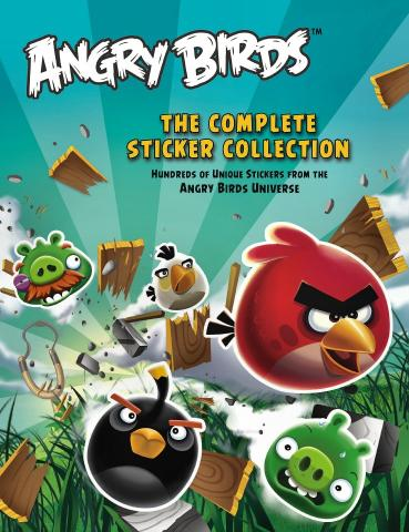 Angry Birds: The Complete Sticker Collection