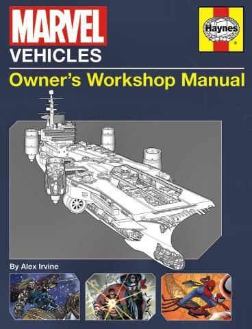 Marvel Vehicles - Owner's Workshop Manual