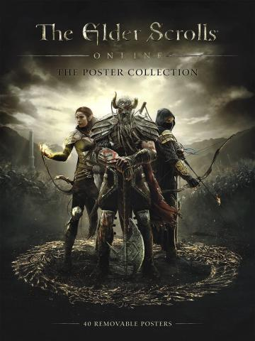 The Elder Scrolls® Online: The Poster Collection