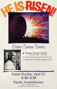 Pastor Chuck Smith Poster