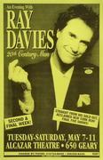 Ray Davies Poster