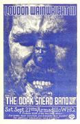 Loudon Wainwright III Poster