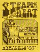 Steam Heat Handbill